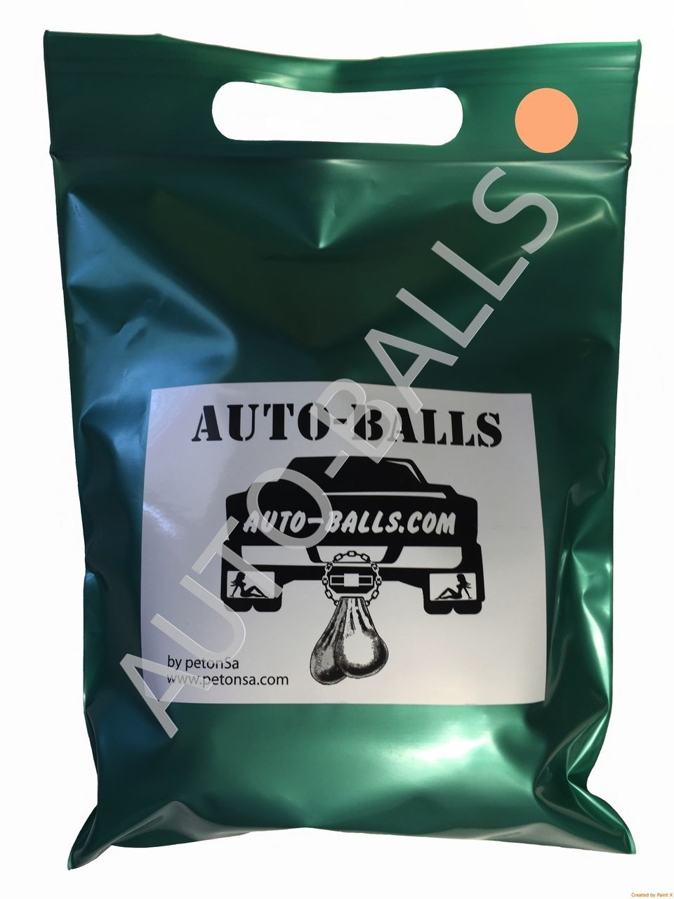 Auto-Balls Flesh, made in USA