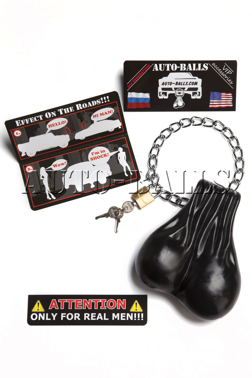 Auto-Balls Pro Black, Designed by USA