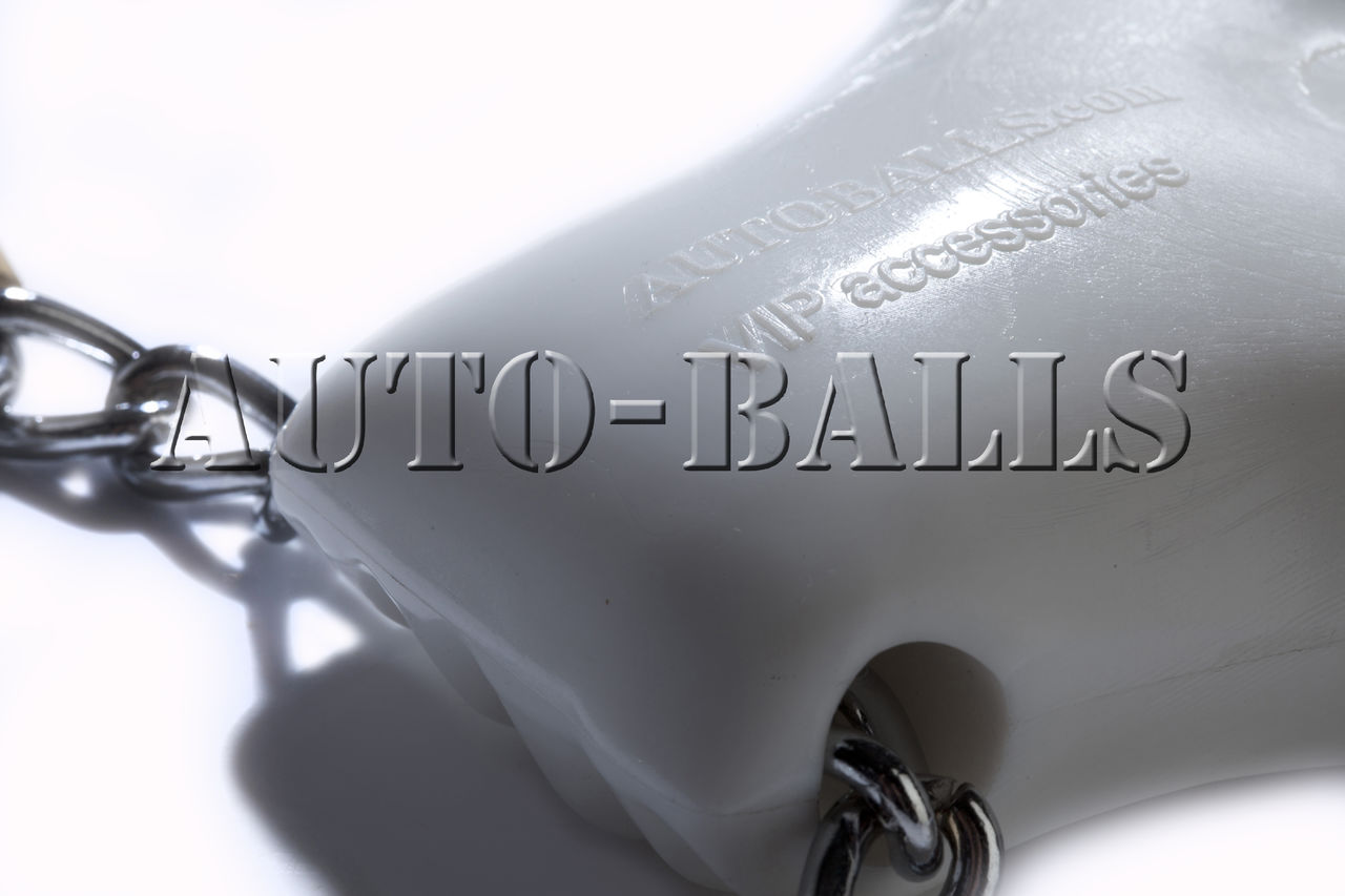Auto-Balls Pro White, Designed by USA made in USA